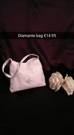 diamante soft bag